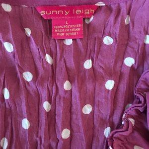 Sunny Leigh Tops - Sunny Leigh, Large